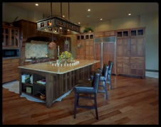 Parade of Homes Kitchen - Greenshores (Barefoot Cove) Austin, Texas